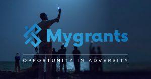 MYGRANTS – Opportunity in adversity