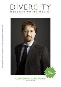 Cover Story: TELMO PIEVANI
