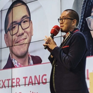 Interview with Dexter Tang