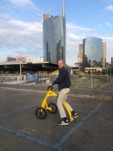 ALINKER – La walking bike a tre ruote